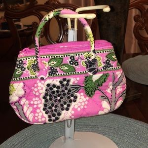 Vera Bradley little Girls bag/cosmetic Bag